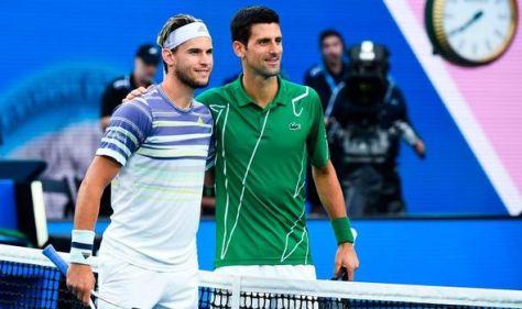 Dominic Thiem to get Covid vaccination after Novak Djokovic Australian Open ban threat