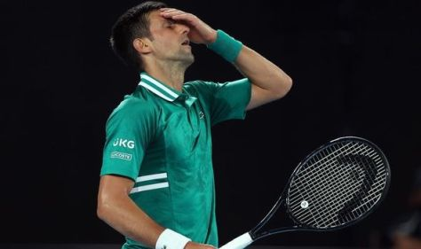Novak Djokovic Australian Open door slammed shut as minister backs ban - 'No jab, no play'