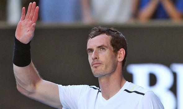 Australian Open Andy Murray Andrey Rublev testing win Illya Marchenko