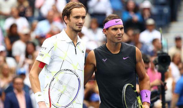 Nadal US Open Final