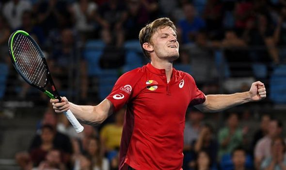 Goffin Upsets Nadal For Belgium To Stay Alive In Atp Cup Quarter Finals