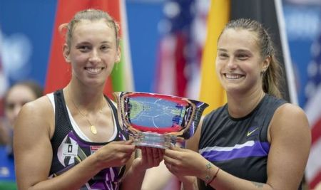 Elise Mertens Opens Up On US Open Doubles Win Ahead Of WTA Elite Trophy |  Tennis | Sport | Express.co.uk