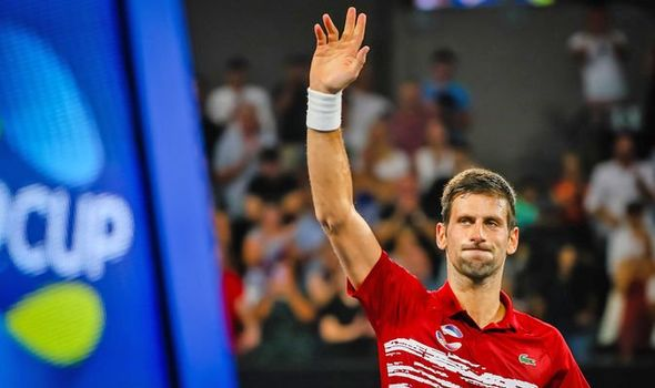 Atp Cup: Djokovic, Nadal March On With Convincing Wins