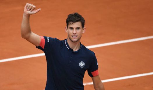 Rafael Nadal statement made by French Open hopeful Dominic ...