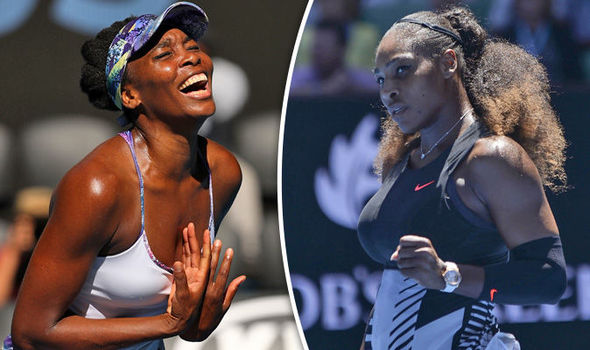 Venus Williams and Serena Williams