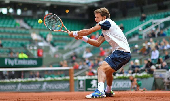 Rafael Nadal's opponent Pablo Carreno Busta