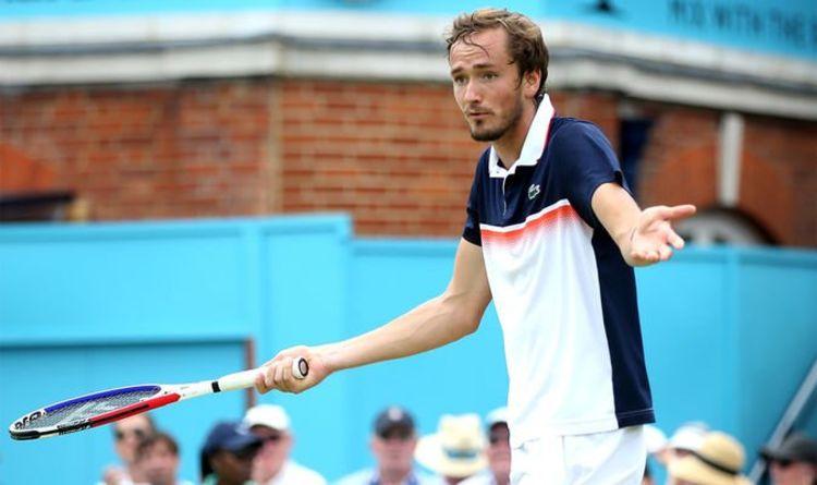 Daniil Medvedev 'hated' Roger Federer growing up: 'I just ...