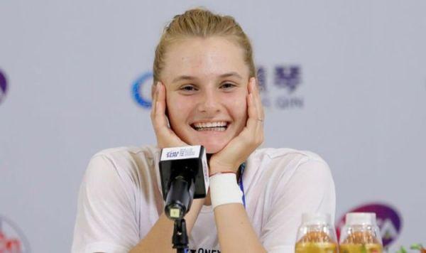 Dayana Yastremska ready for winner takes all clash with Kiki Bertens at WTA Elite Trophy
