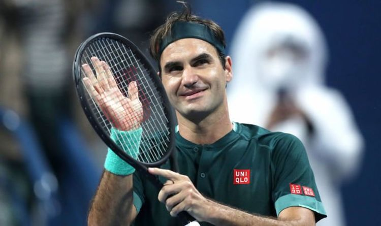 'Incredibly happy' Roger Federer sends classy message to Dan Evans after Qatar Open win