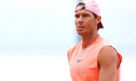 Rafael Nadal's training partner Daniil Medvedev tests positive for Covid in Monte-Carlo