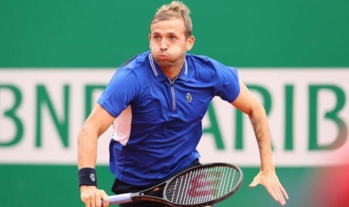 Dan Evans beats Novak Djokovic in major surprise at Monte Carlo Masters