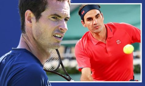 Roger Federer retirement this year would 'surprise' Andy Murray - 'He still loves it'
