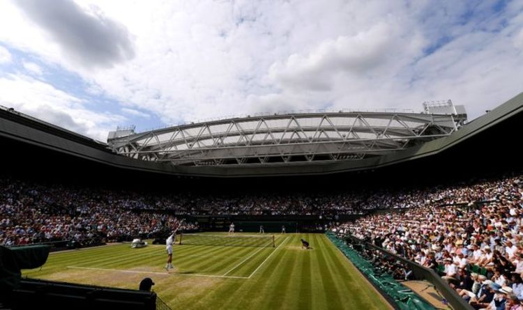 Wimbledon finals to be played in front of full stadium after Boris Johnson announcement