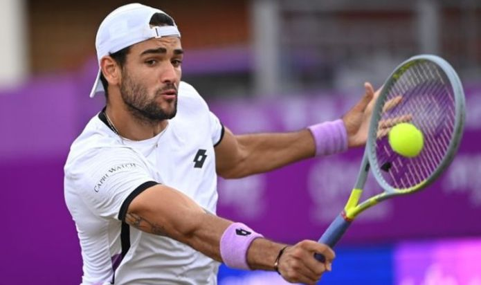 Cameron Norrie loses final at Queen's as Matteo Berrettini shows Wimbledon credentials