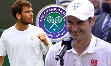 Roger Federer argues why Wimbledon crowd should cheer for him over Cam Norrie after boos