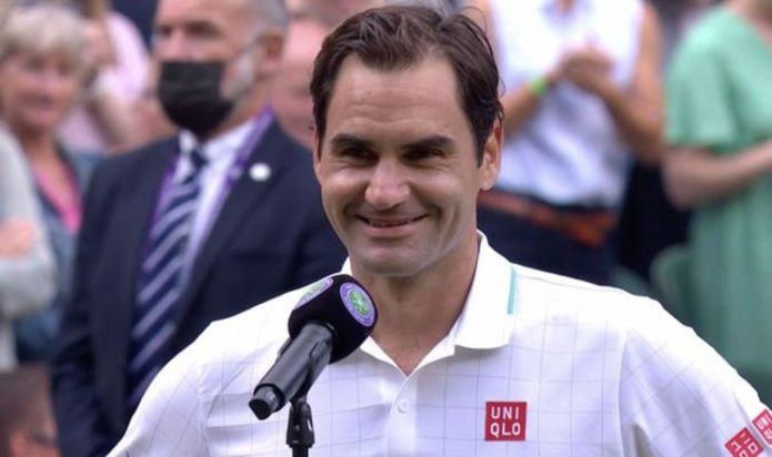 Roger Federer makes Grand Slam promise after Wimbledon win over Cameron Norrie