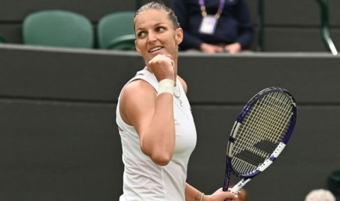 Karolina Pliskova fires brutal Emma Raducanu warning after reaching Wimbledon semi-finals