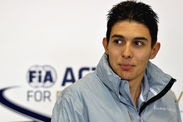 Mercedes logical step F1 driver Esteban Ocon Force India
