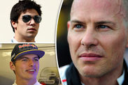 Lance Stroll not copy Max Verstappen Jacques Villeneuve exclusive