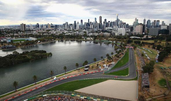 Australian Grand Prix General Admission