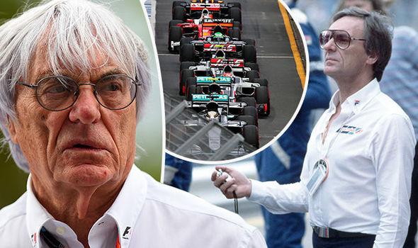 Bernie Ecclestone quits Formula One