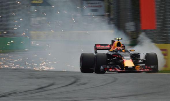 Daniel Ricciardo Red Bull F1 driver