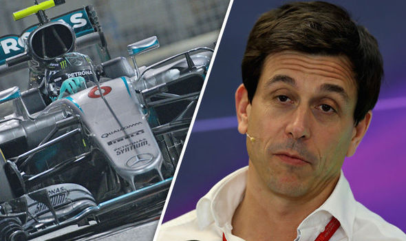 Mercedes F1 team boss Toto Wolff