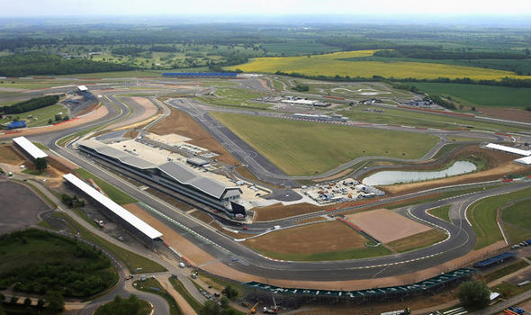 Image result for silverstone