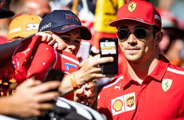 Austrian Grand Prix LIVE: Charles Leclerc ensured it wasn't the worst day for Ferrari
