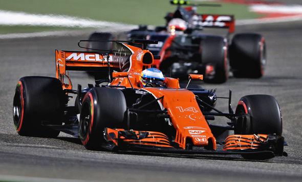 McLaren F1 car  McLaren Uncovered: Zak Brown opens up on Fernando Alonso, Indy 500 and Honda – EXCLUSIVE | F1 | Sport McLaren F1 car 904081