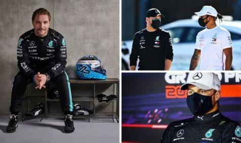 Valtteri Bottas outlines Lewis Hamilton title plans as Finn looks to take Brit's F1 crown