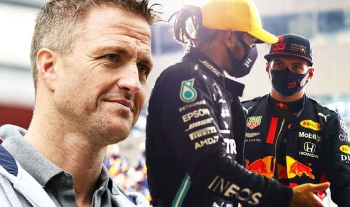 Lewis Hamilton and Mercedes warned over Red Bull threat by Schumacher - 'I'm thrilled'