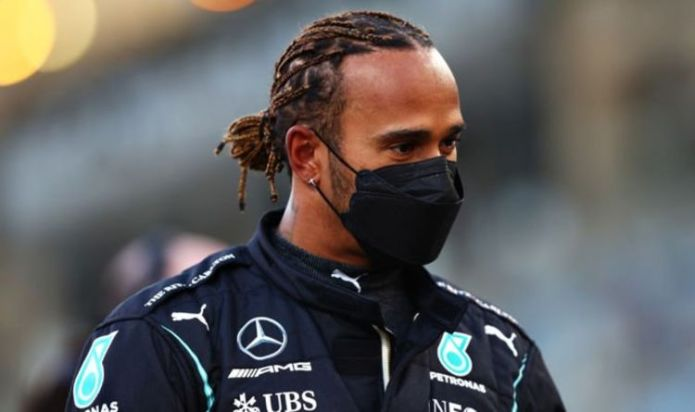 Lewis Hamilton called out by fans despite Prince Philip and DMX tributes