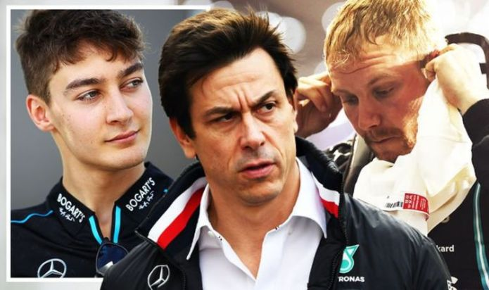 George Russell vs Valtteri Bottas: How the fallout unfolded as Toto Wolff left 'unamused'