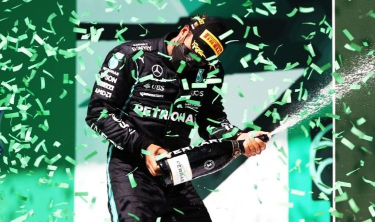 Lewis Hamilton grateful for 'perfect' Max Verstappen mistake at Portuguese Grand Prix