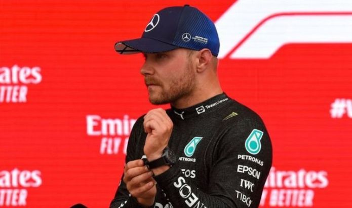 Valtteri Bottas fumes at Mercedes in French GP - 'Why the f*** does no-one listen to me?'
