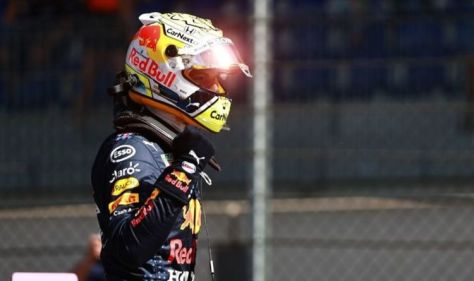Max Verstappen admits it's 'never easy' to beat Lewis Hamilton despite Styrian GP pole