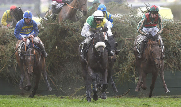 Grand National Runners
