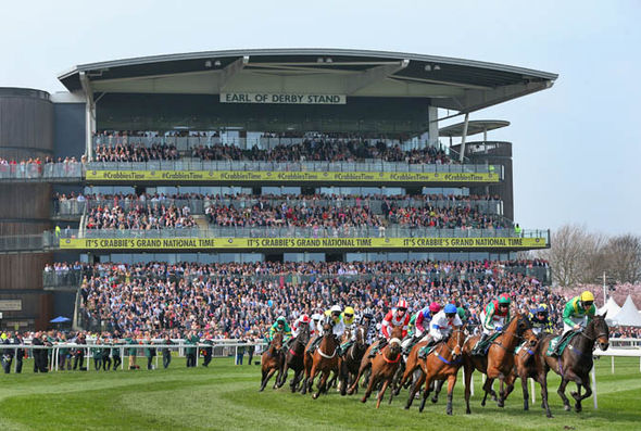 The Grand National is the most gruelling course in the British racing calendar