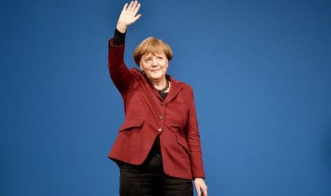 We've not seen the end of Merkel yet! Chancellor prepares to oversee Germany chaos