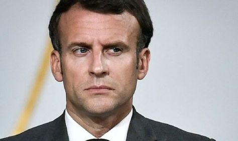 'Bad news for Macron' Centre-right candidate could 'knock' French President out of running