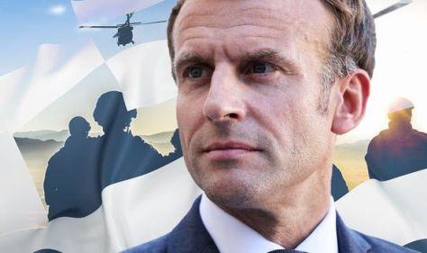 Emmanuel Macron sparks EU fury with '19th century' £2.5bn Franco-Greek defence deal