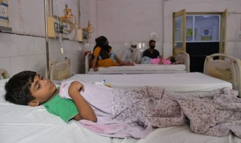 'Mysterious fever' kills 24 children as deadly outbreak rampages through India