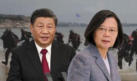 China Taiwan conflict escalates with military drills - Could there be war? Expert analysis