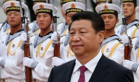 War fears as China building secret 'Sea Hunter' torpedo warships, alarming pictures show