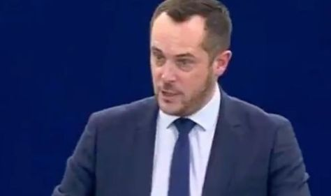 Say NO to Brussels diktat! Furious French MEP throws down gauntlet to EU as bloc in chaos