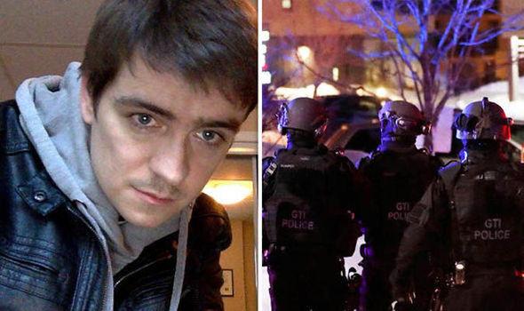Alexandre Bissonnette, 27