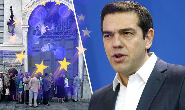 Alexis Tsipras european union