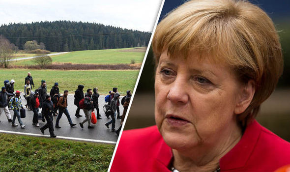 Angela Merkel reveals migrant crisis regret