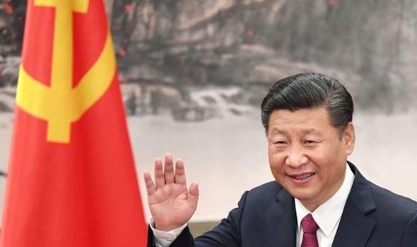 China's leader Xi Jinping
